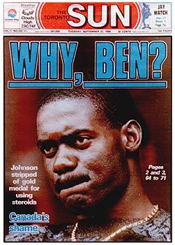 """The Toronto Sun: """"Why, Ben?"""""""