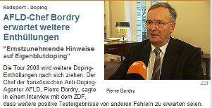 Screenshot ZDF-Meldung