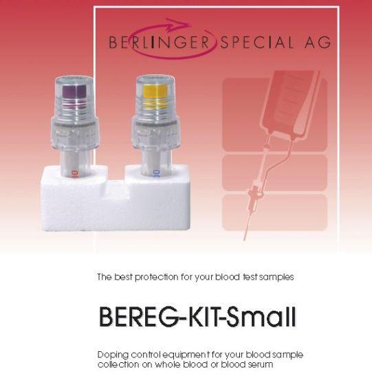 BEREG-Kit für Bluttests von Berlinger