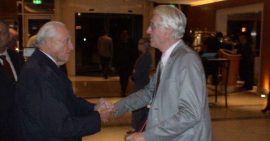 Handshake Havelange, Weber