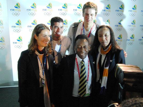 Pelé & Co - Team Rio 2016
