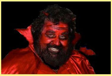 Chuck Blazer, Teufel