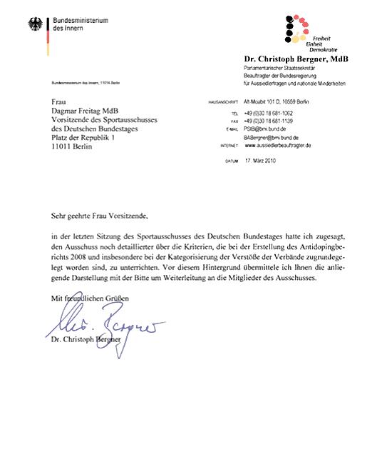 Offizielle Briefe Beispiele Giffers Fr Anarchisten Haben