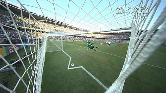 England vs Deutschland - klare Sache: kein Tor (c) Imgur