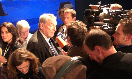 Richard Pound, Madrid 2007