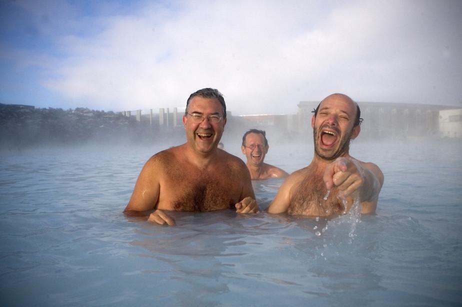 Pablo Vignone, Ezequiel Fernández Moores; 'Blue Lagoon', Island 2007