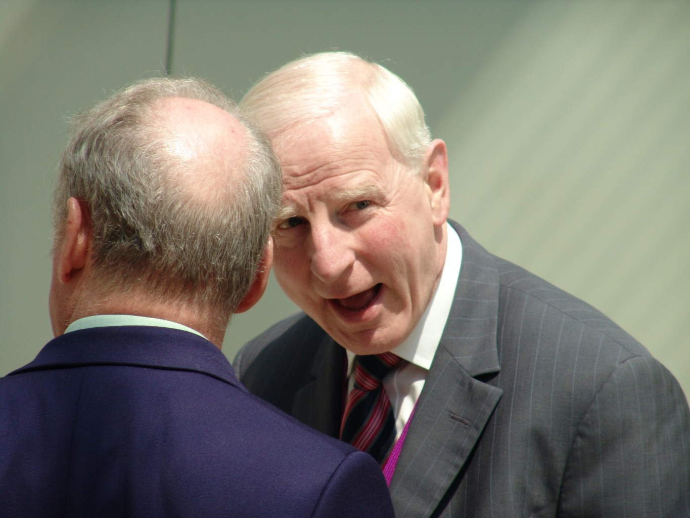 Pat Hickey, IOC session 2005, Simgapore