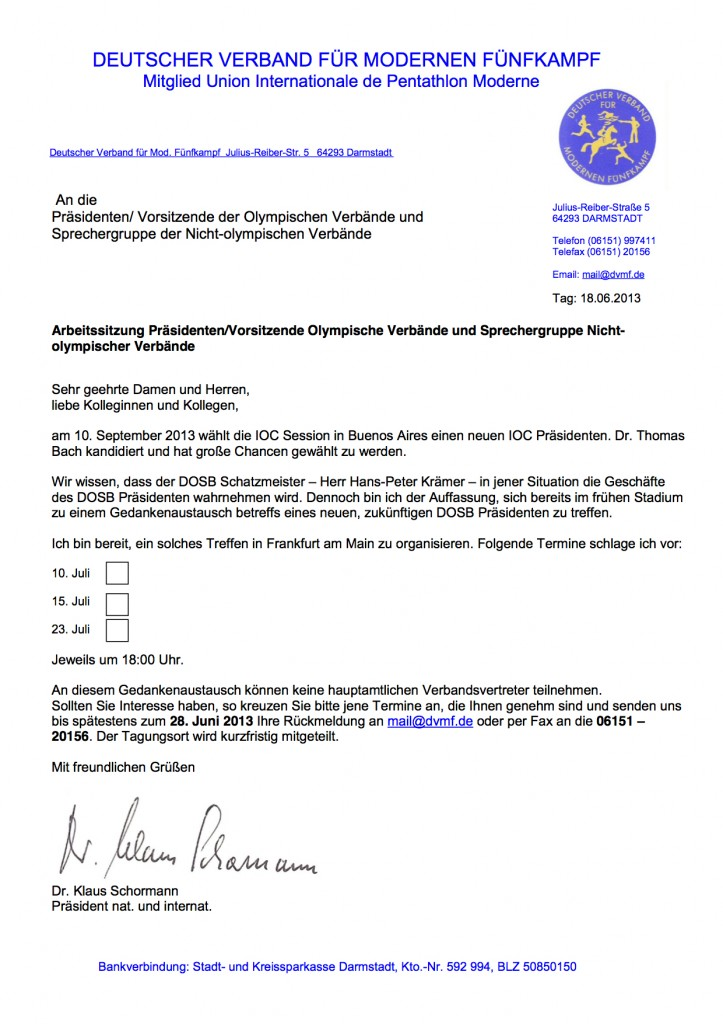 Einladung zur Arbeitssitzung1