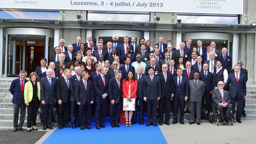 IOC Extraordinary Session, Lausanne 2013