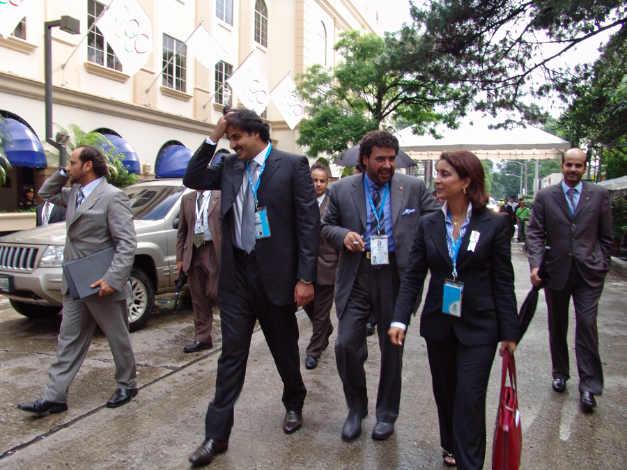 IOC-Session Guatemala 2007