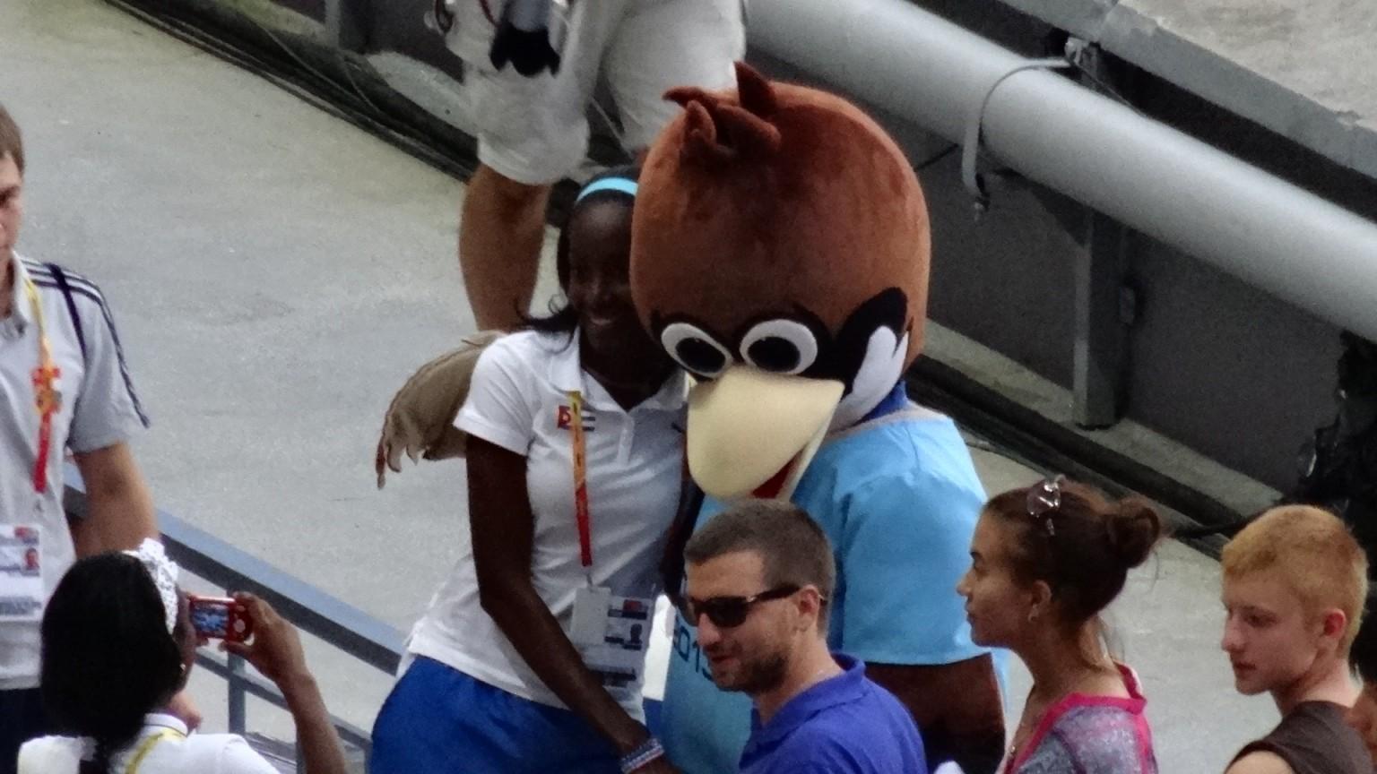 LA-WM Moskau 2013