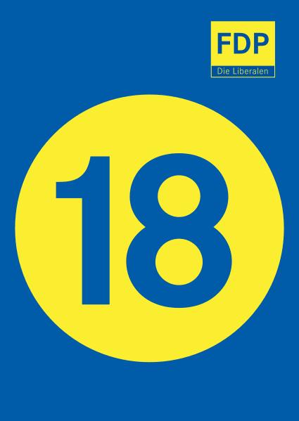 FDP-Wahlplakat 2002