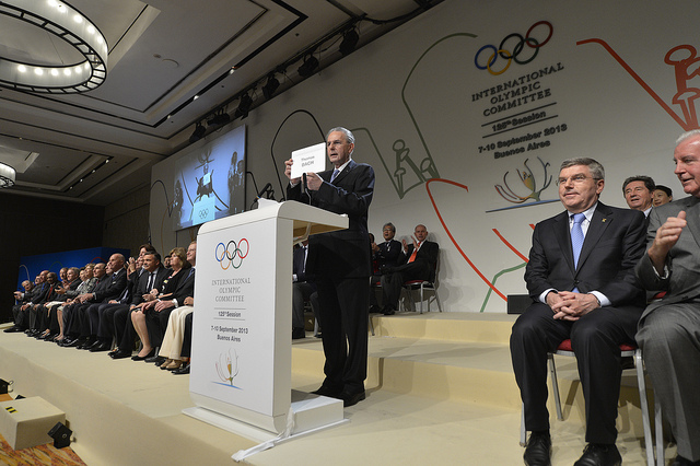 (c) IOC Media via Flickr