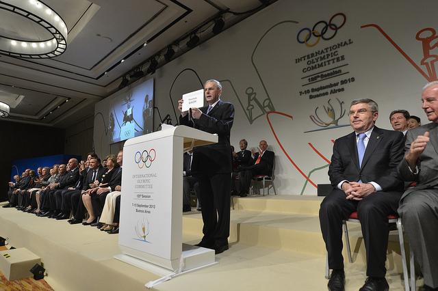 (c) IOC Media via Flickr