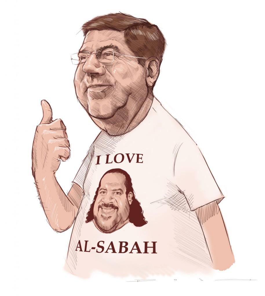 Bach: I love Al-Sabah!