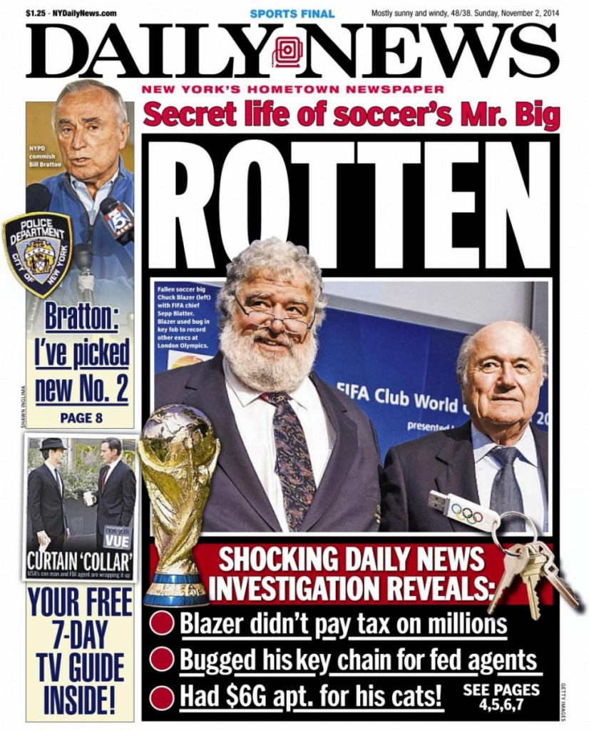 Cover NYDN