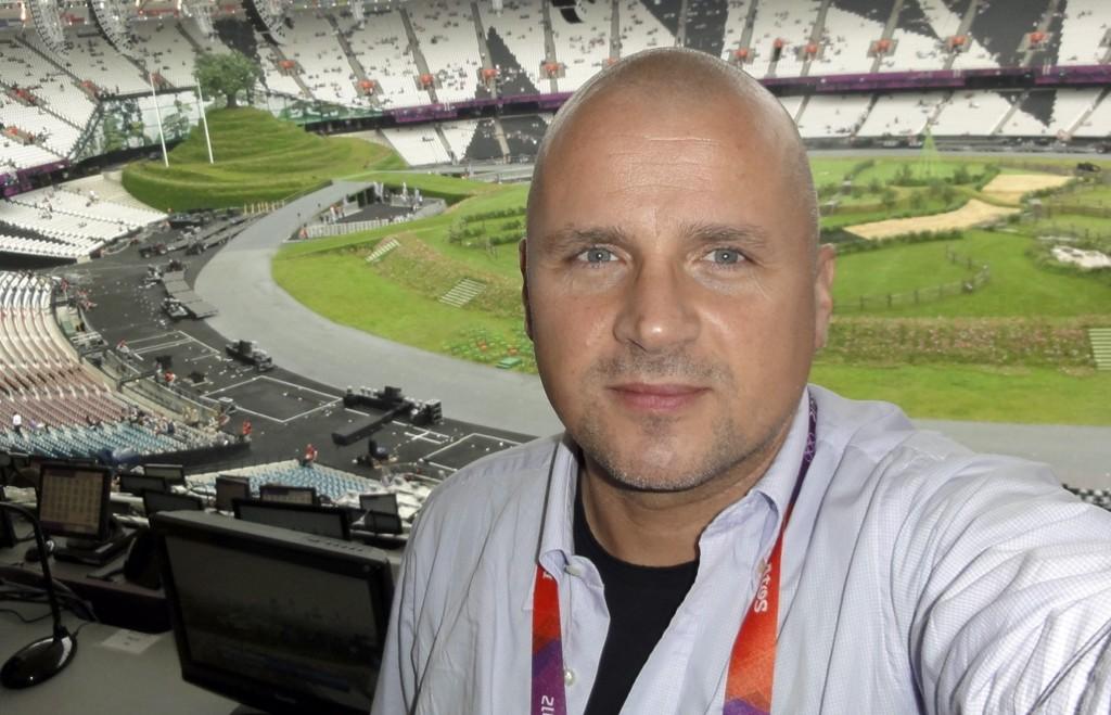 London 2012: Ich war sogar überpünktlich bei der Eröffnungsfeier. Was macht man nicht alles für ein Live-Blog.