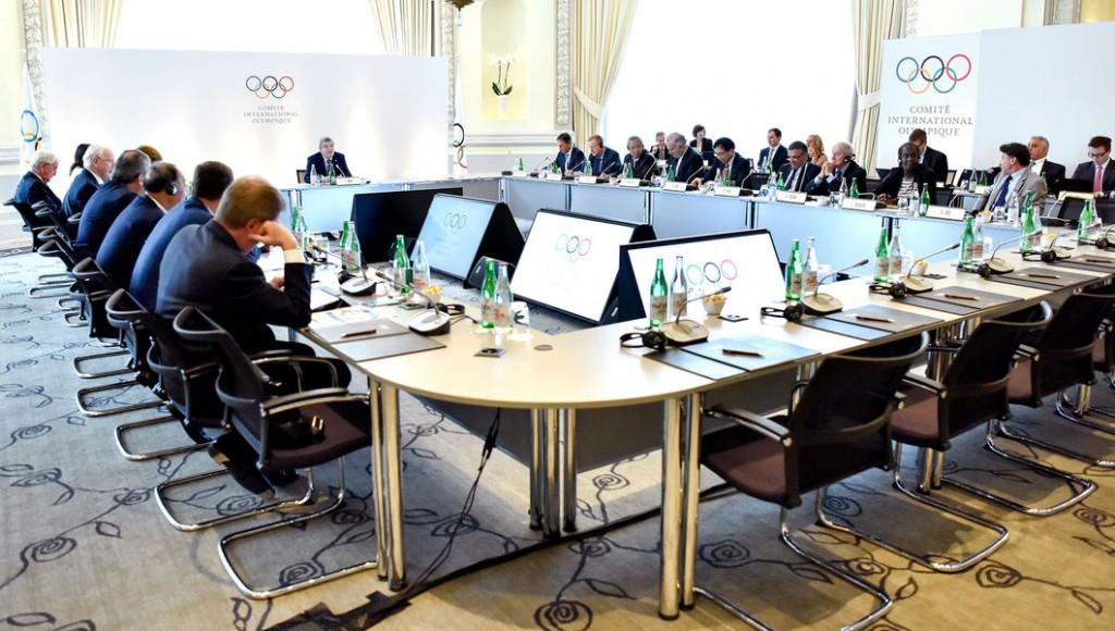 Foto: IOC/Christophe Moratal
