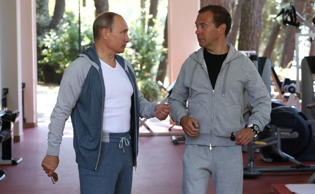 Foto: President of Russia