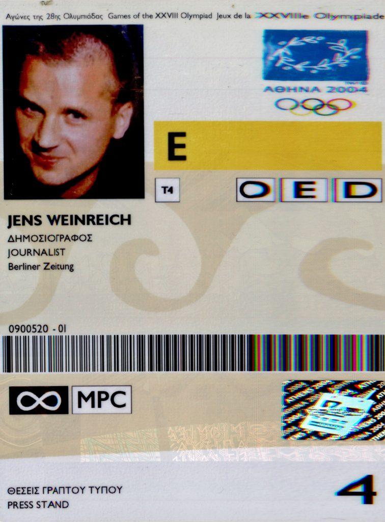 JW Athen 2004